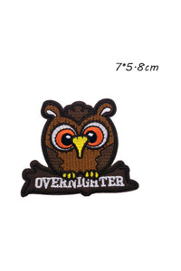 Cartton Owl Applique