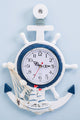 Boat Starfish Helm Wall Clock