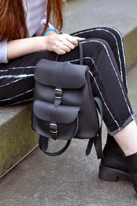 Cute Rucksack PU Backpack