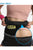 Waist Trimmer Premium Exercise Adjustable Belt Stomach Trainer & Back Support