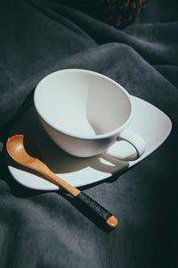 Anomaly Creamics Cup With Plate