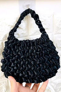 Satin Mini Tote Hand Bag