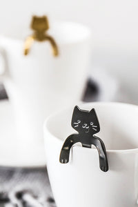 Stainless Steel Cat Spoon