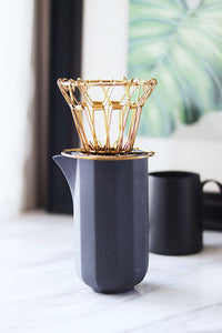 Collapsible Metal Coffee Ffilter Holder