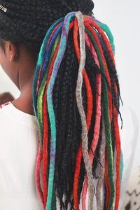 Reggae Hip-Hop  Dreadlocks