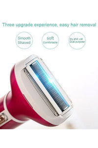 Hair Removal Electric Shaver Ladies Razor 4 in 1