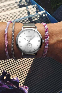 Mesh Quartz Watch