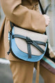 Leather Blet Crossbody Bag