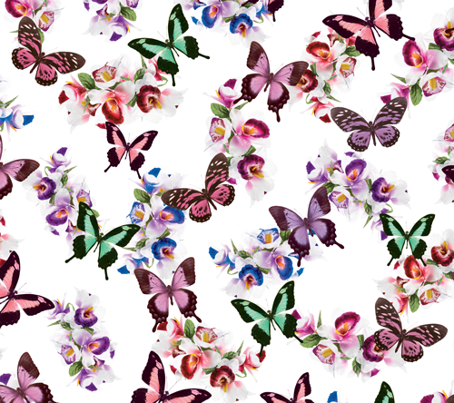 Celebrating Spring with our new Home Spa Butterfly Collection