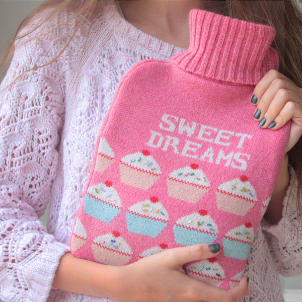 Knitted Hot Water Bottles