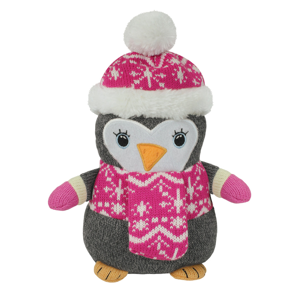 Penguin Knitted Cosy Friend Hottie