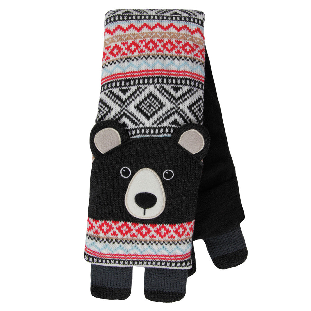 Knitted Bear Microwave Body Wrap