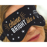 Shine Bright Like A Diamond Eye Mask