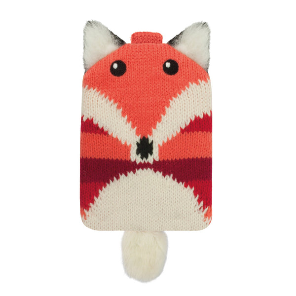 Knitted Fox Novelty Phone Case