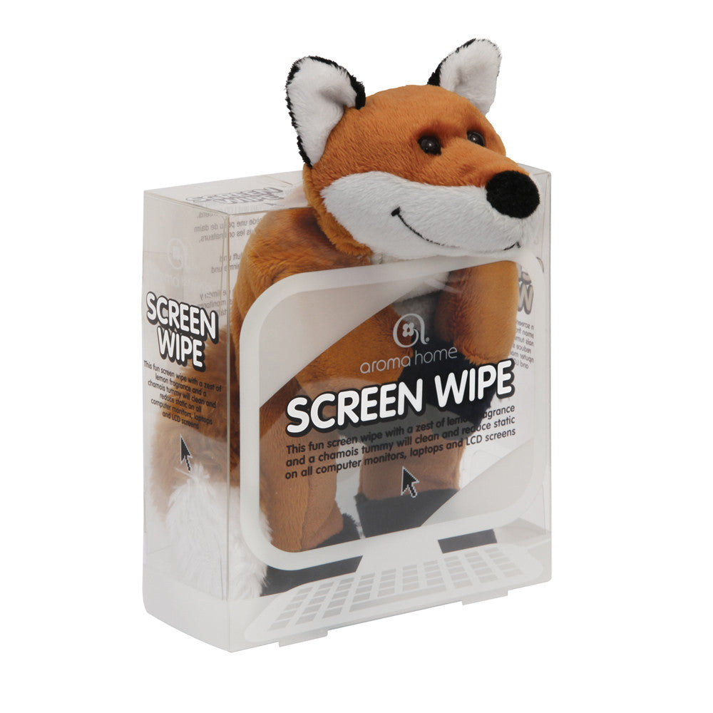 Screen Wipe Fox