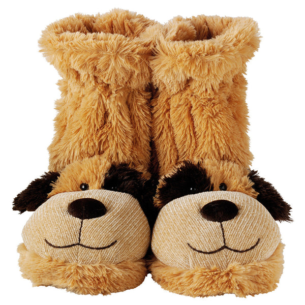 Dog Fun For Feet Slipper Socks