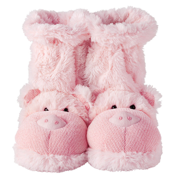 Pig Fun For Feet Slipper Socks
