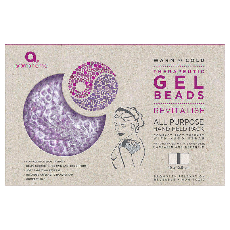 Therapeutic Gel Beads Lavender