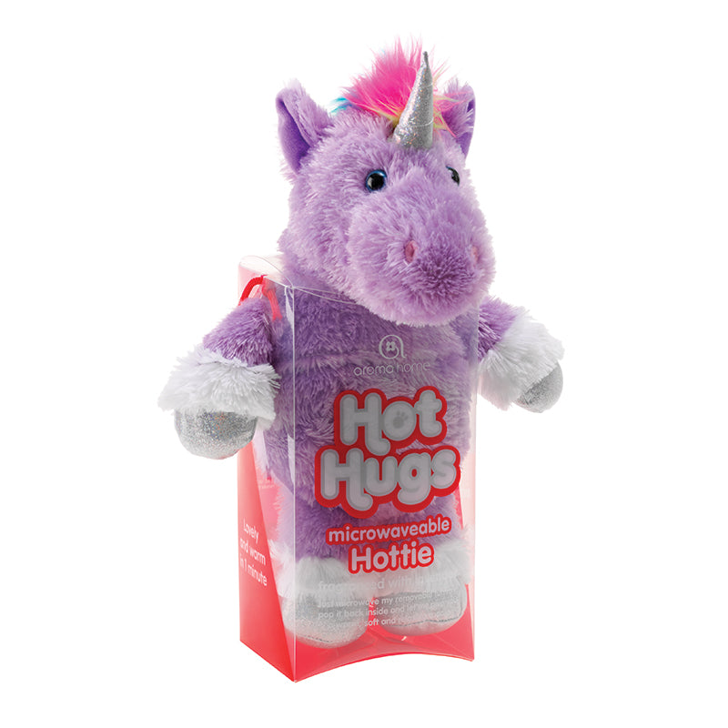Hot Hugs Purple Unicorn