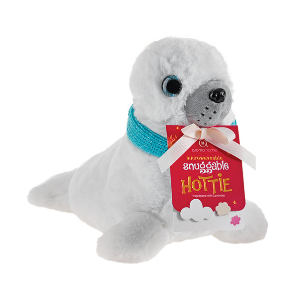 Seal Snuggable Microwave Hottie