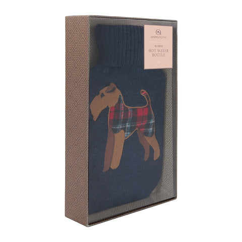 Available Soon - Fox Terrier Hot Water Bottle