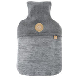 Inspired by Nature Grey Hot Water Bottle