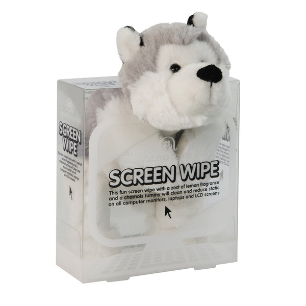 Huskey Novelty Screen Wipe