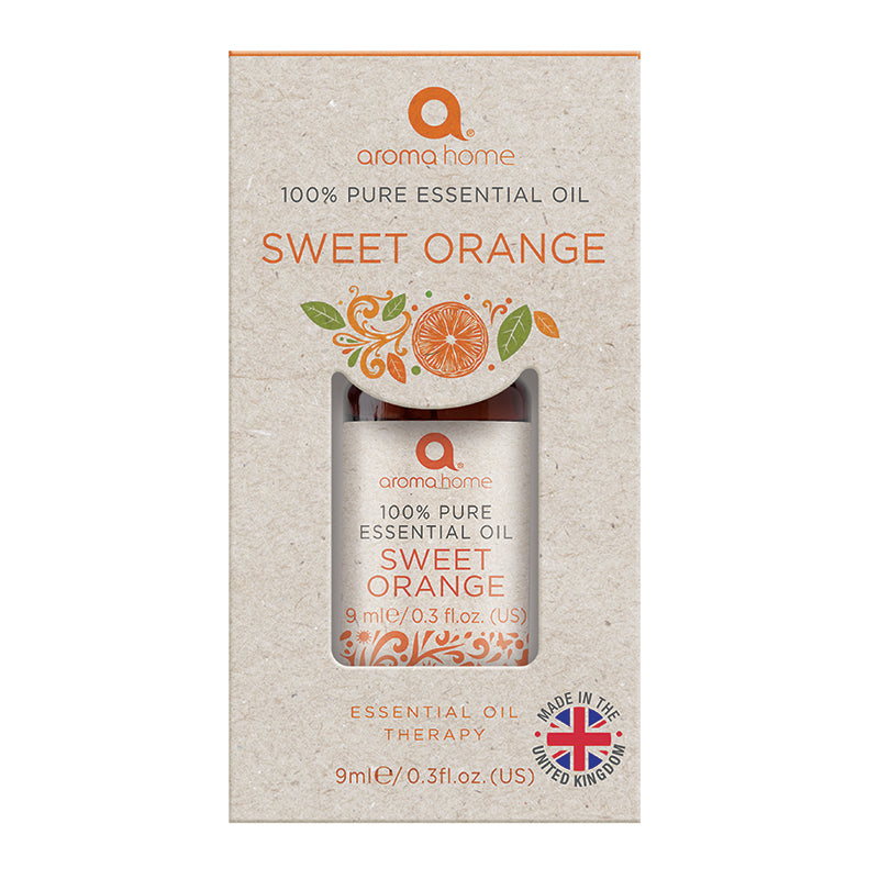Sweet Orange - Essentials Range 9ml Pure Essential Oil