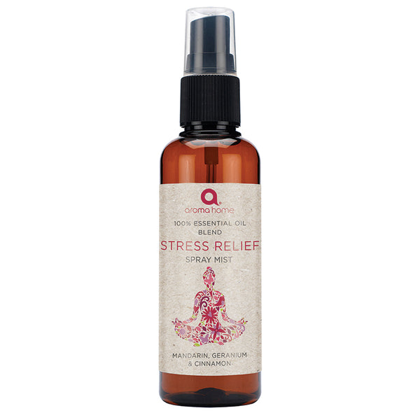 100% Essential Oil Blends 'Stress Relief' Room Spray Mist