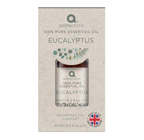 Eucalyptus - Essentials Range 9ml Pure Essential Oil