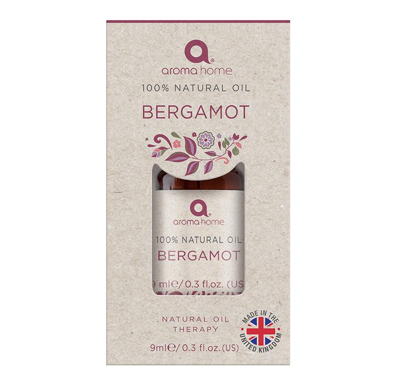 Bergamot - Essentials Range 9ml Natural Essential Oil