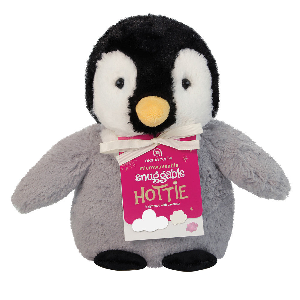 Penguin Snuggable Microwave Hottie