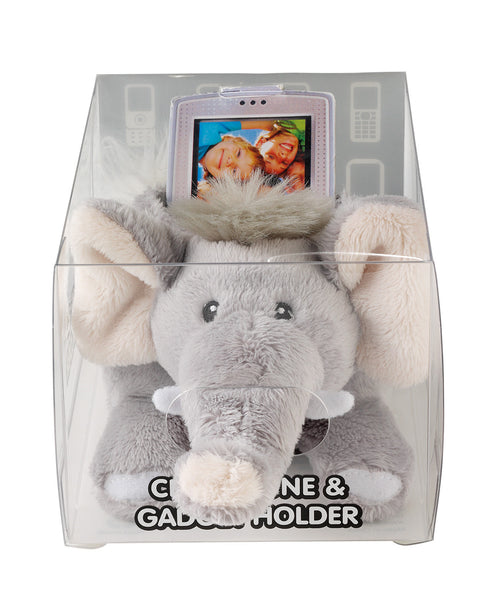 Elephant Novelty Phone Holder