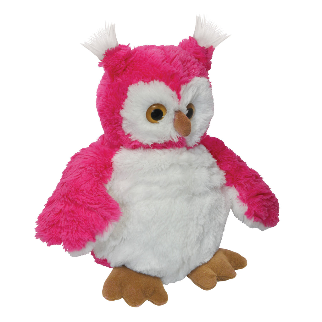 Pink Owl Hot Hugs Hottie