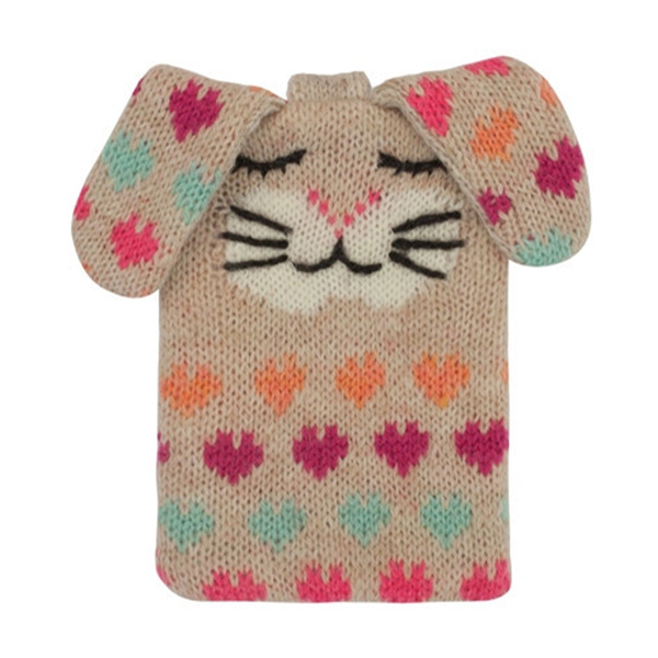 Knitted Rabbit Novelty Phone Case
