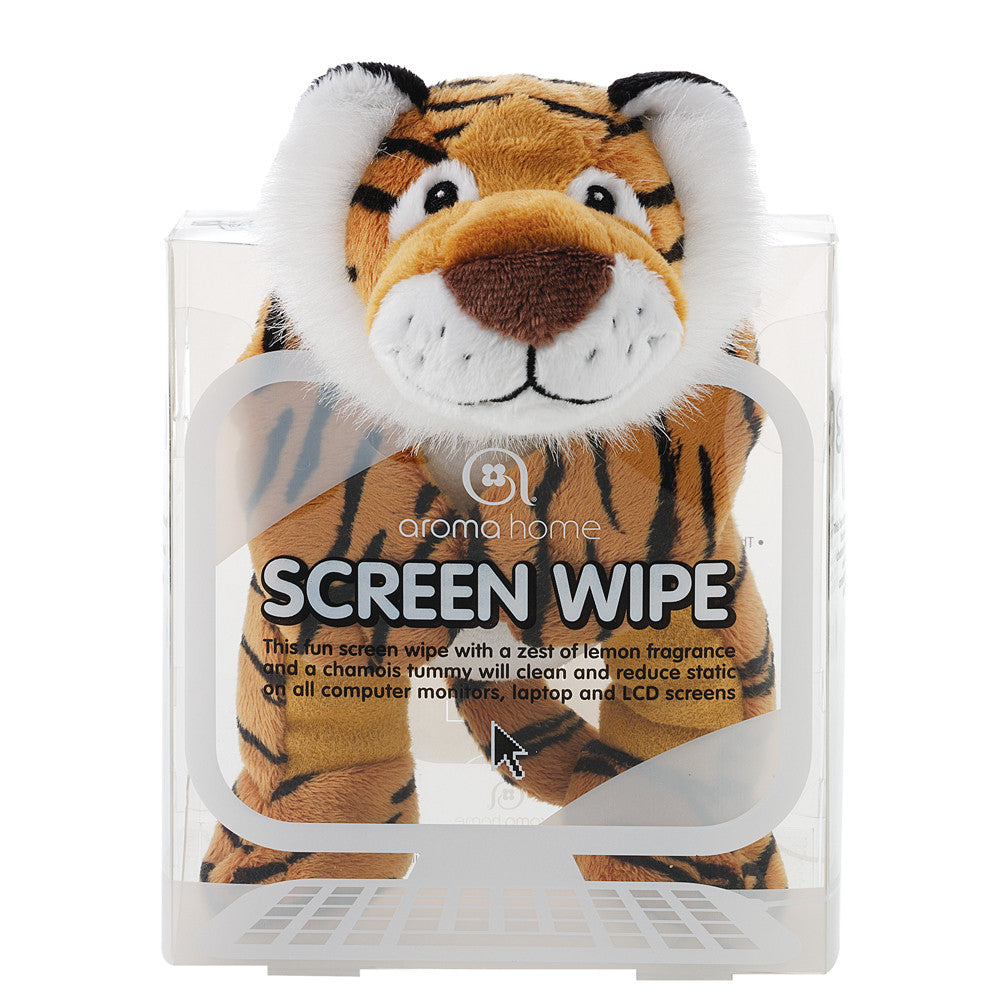 Tiger Novelty Screen Wipe