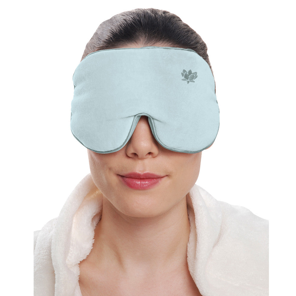 Soothing You Sky Blue Eye Mask