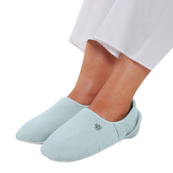 Soothing You Sky Blue Feet Warmers