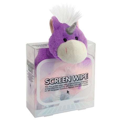 Unicorn Screen Wipe