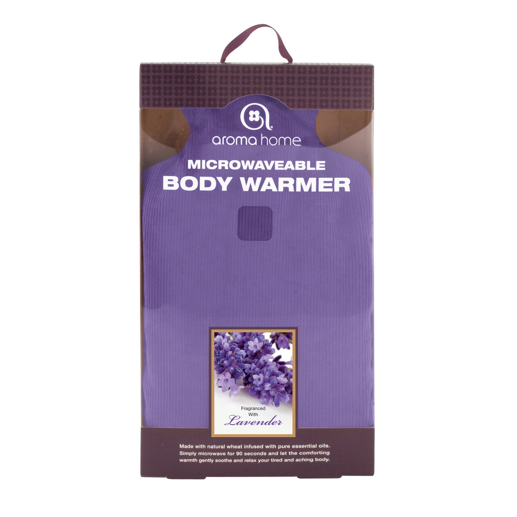 Lavender Body Warmer