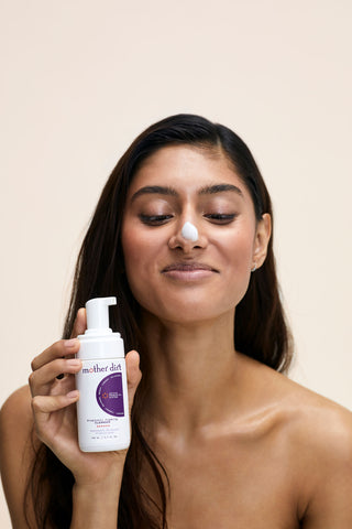 Mother Dirt microbiome friendly skin care products