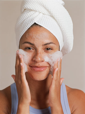 Mother Dirt cleans your skin while boosting your microbiome