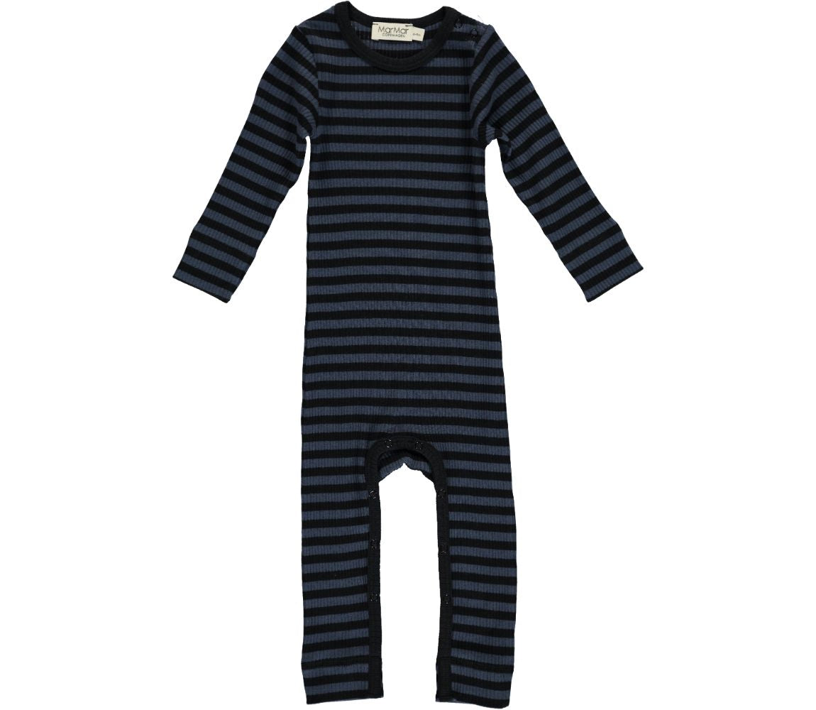 MarMar Modal stripes suit black/blue - La La Land Kids Concept Store Limburg Diepenbeek