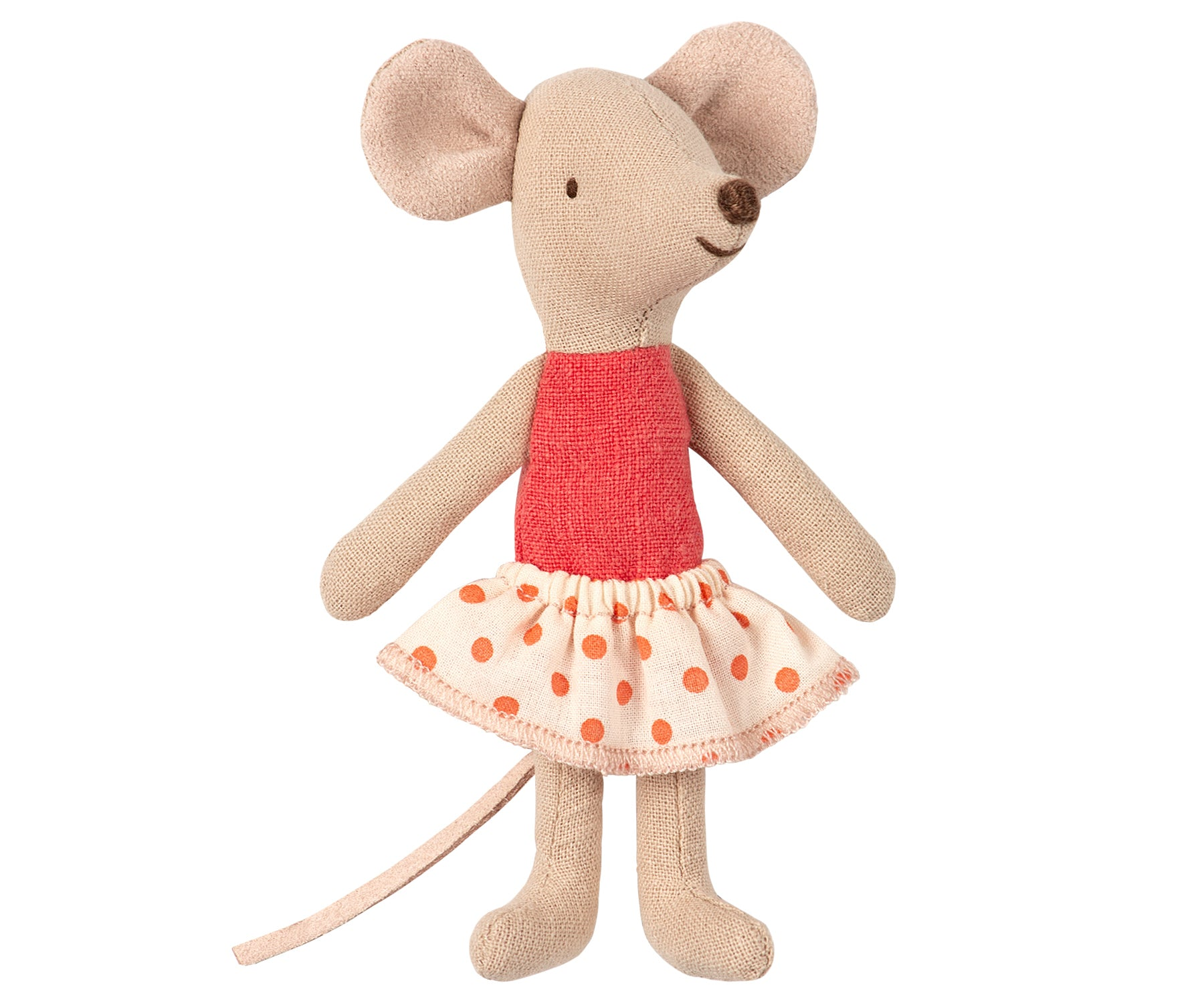 Maileg Little Sister mouse in box - La La Land Kids Concept Store Limburg Diepenbeek