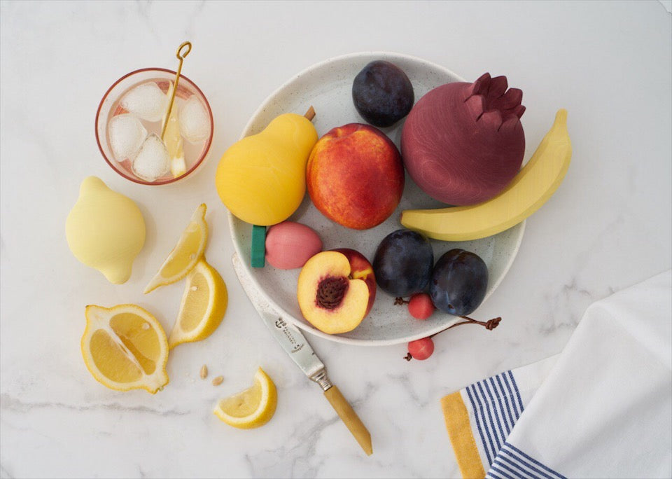 Raduga Grëz Fruit Set - La La Land Kids Concept Store Limburg Diepenbeek