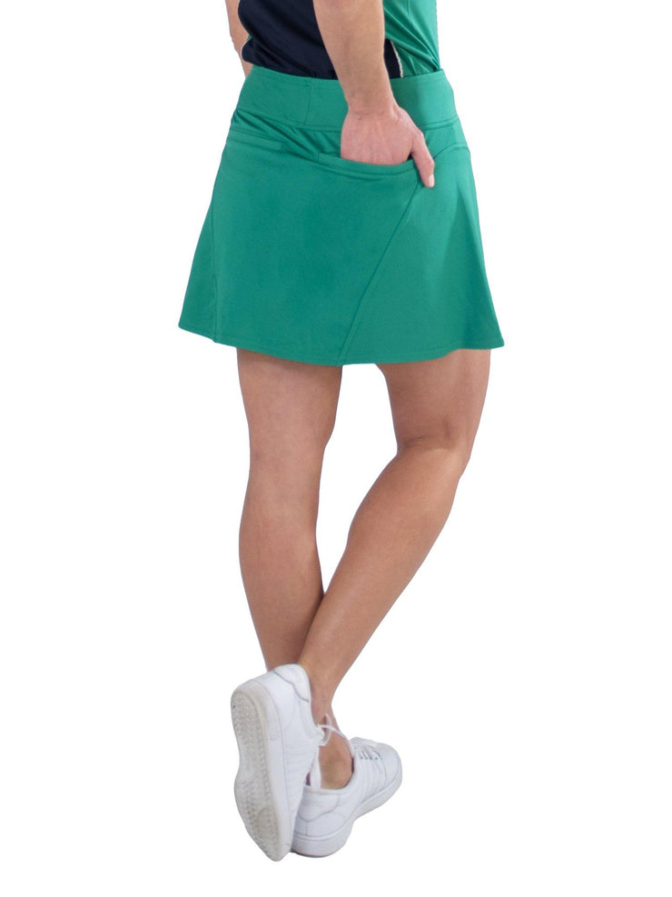 Paneled Swing Skort - Short