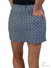 Printed Mina Skort - Short - Key West Print