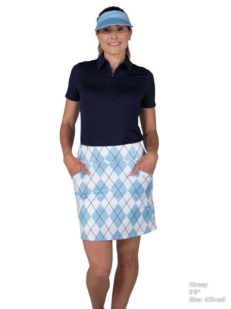 Printed Mina Skort - Long CMA