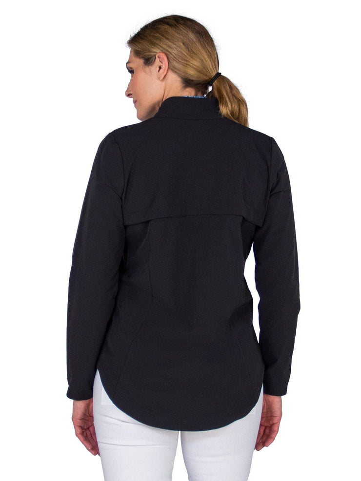 Wind Jacket w/ Removable Sleeves