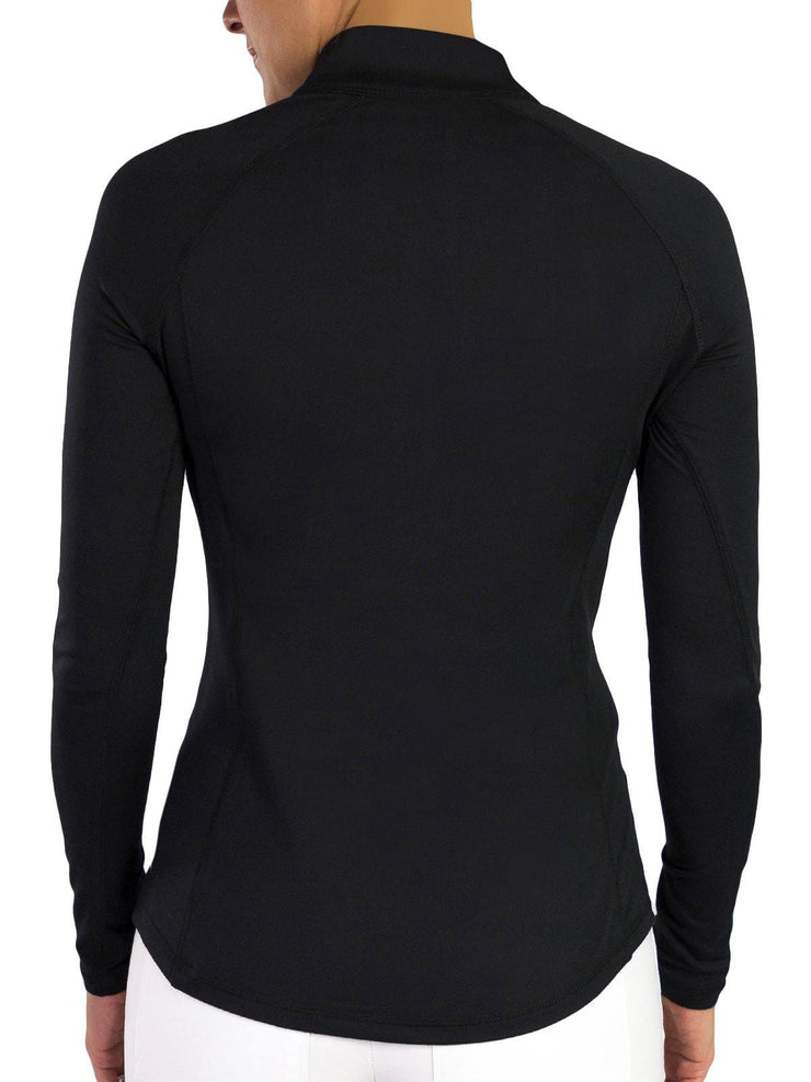 Brushed Long Sleeve Mock - Jofit
